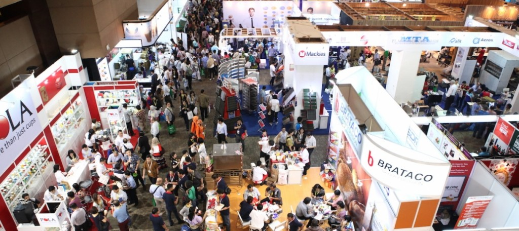 SIAL Interfood in Jakarta was a great success! - Sial
