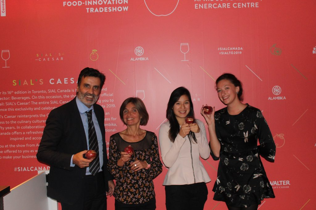 SIAL 2019 - kick-off new edition SIAL Toronto 2019