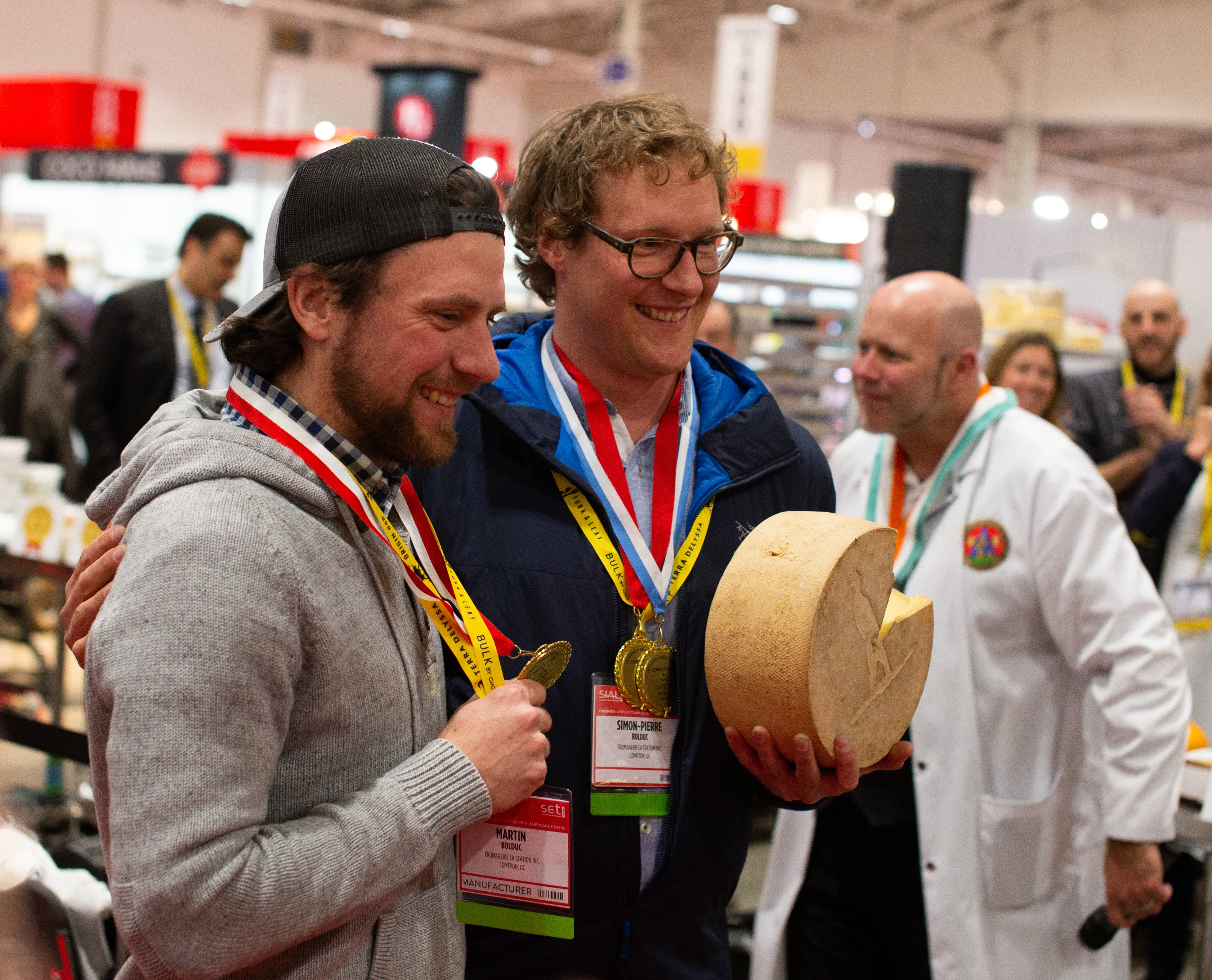 International Cheese Competition by SIAL - SIAL Canada